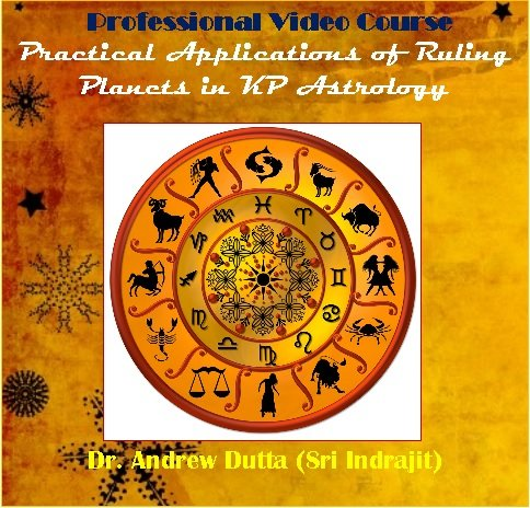 Practical Applications of Ruling Planets in KP Astrology